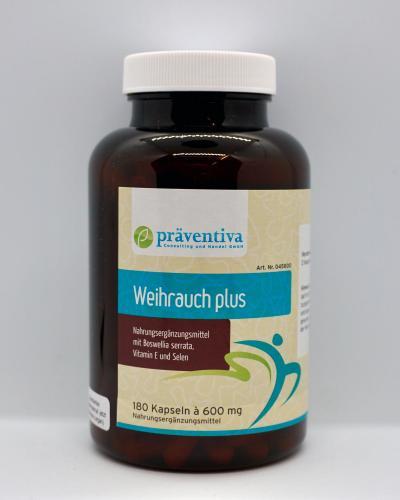 Weihrauch plus (180)